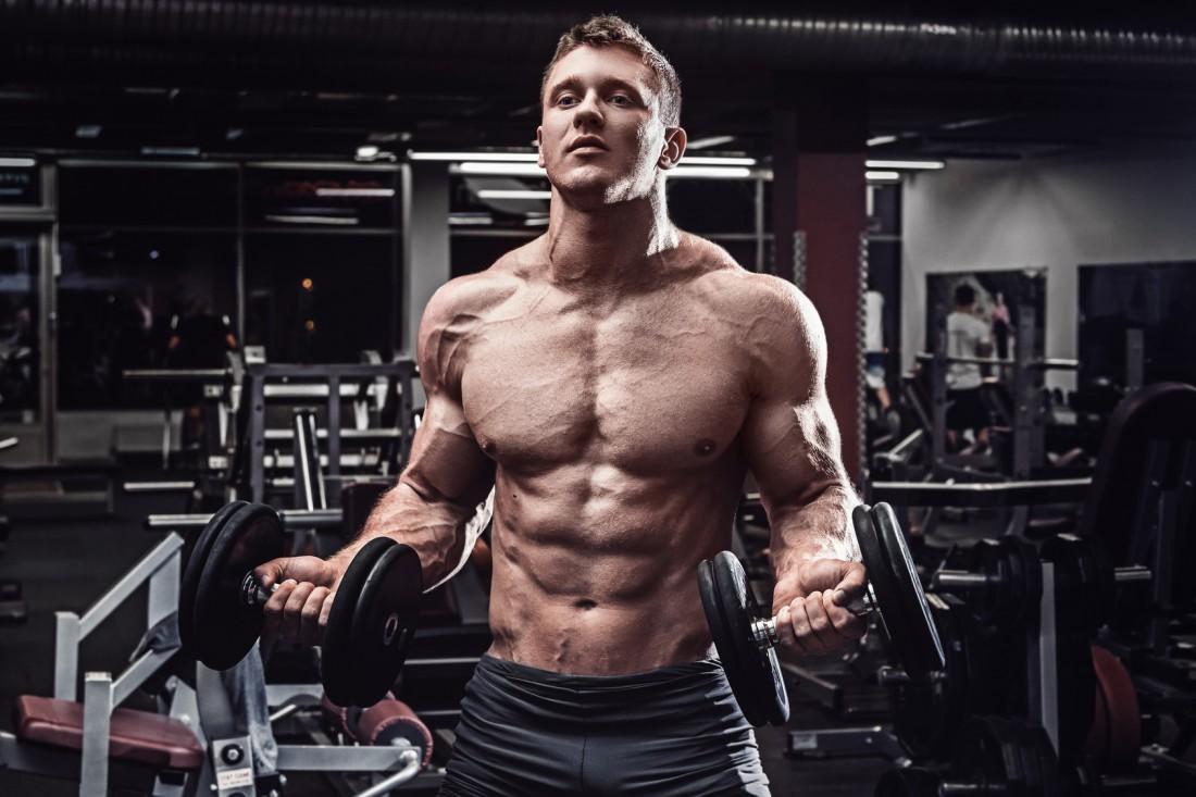 Как не сливать мышцы — тренируйся регулярно