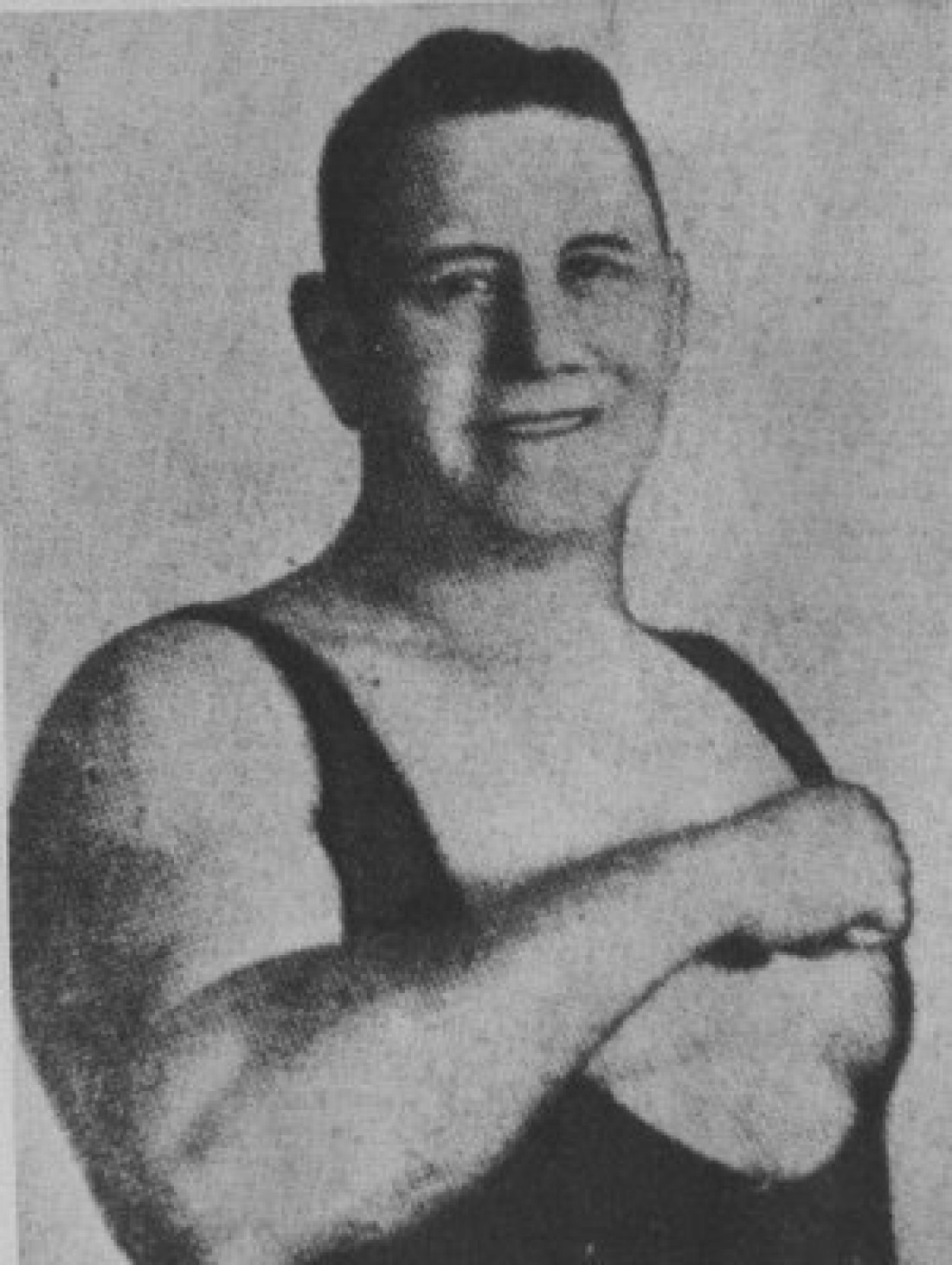 Силач из Филадельфии Георг (Джордж) Зоттман