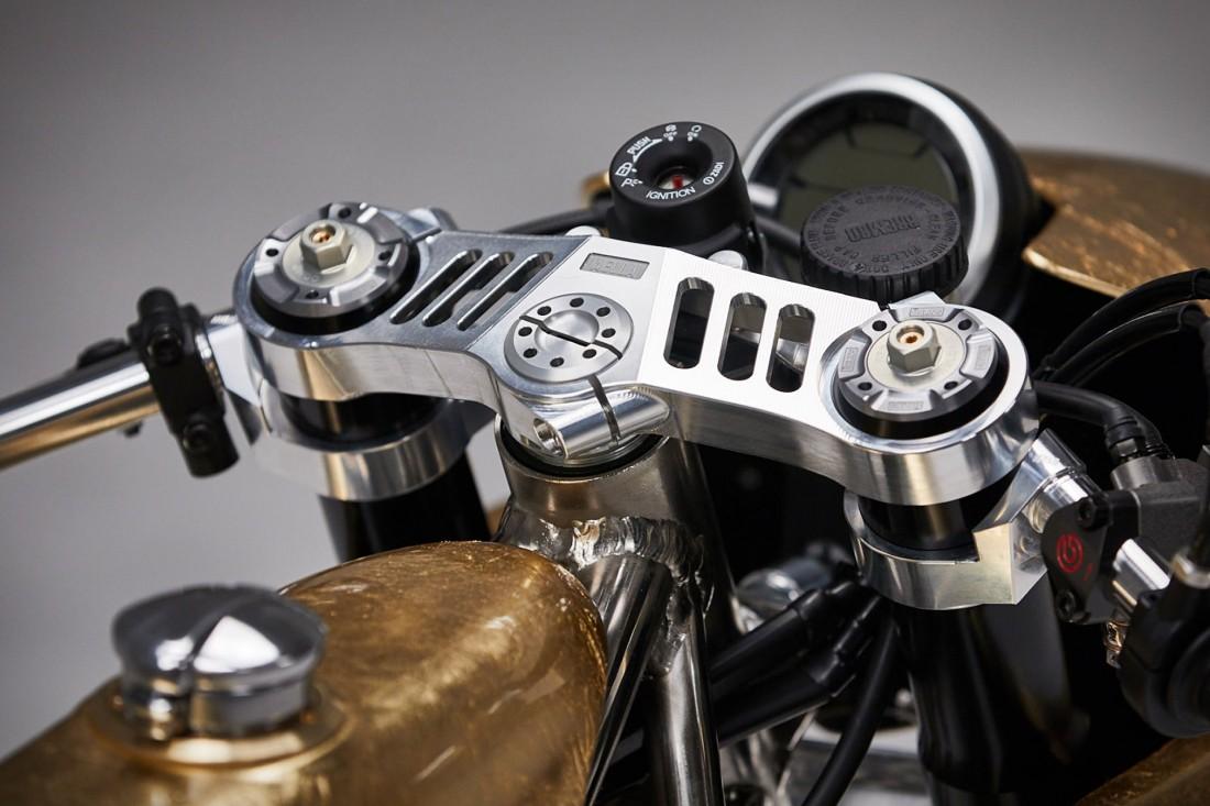 Aellambler Ducati Scrambler — попытка воскресить кафе-рейсеры 1970-х