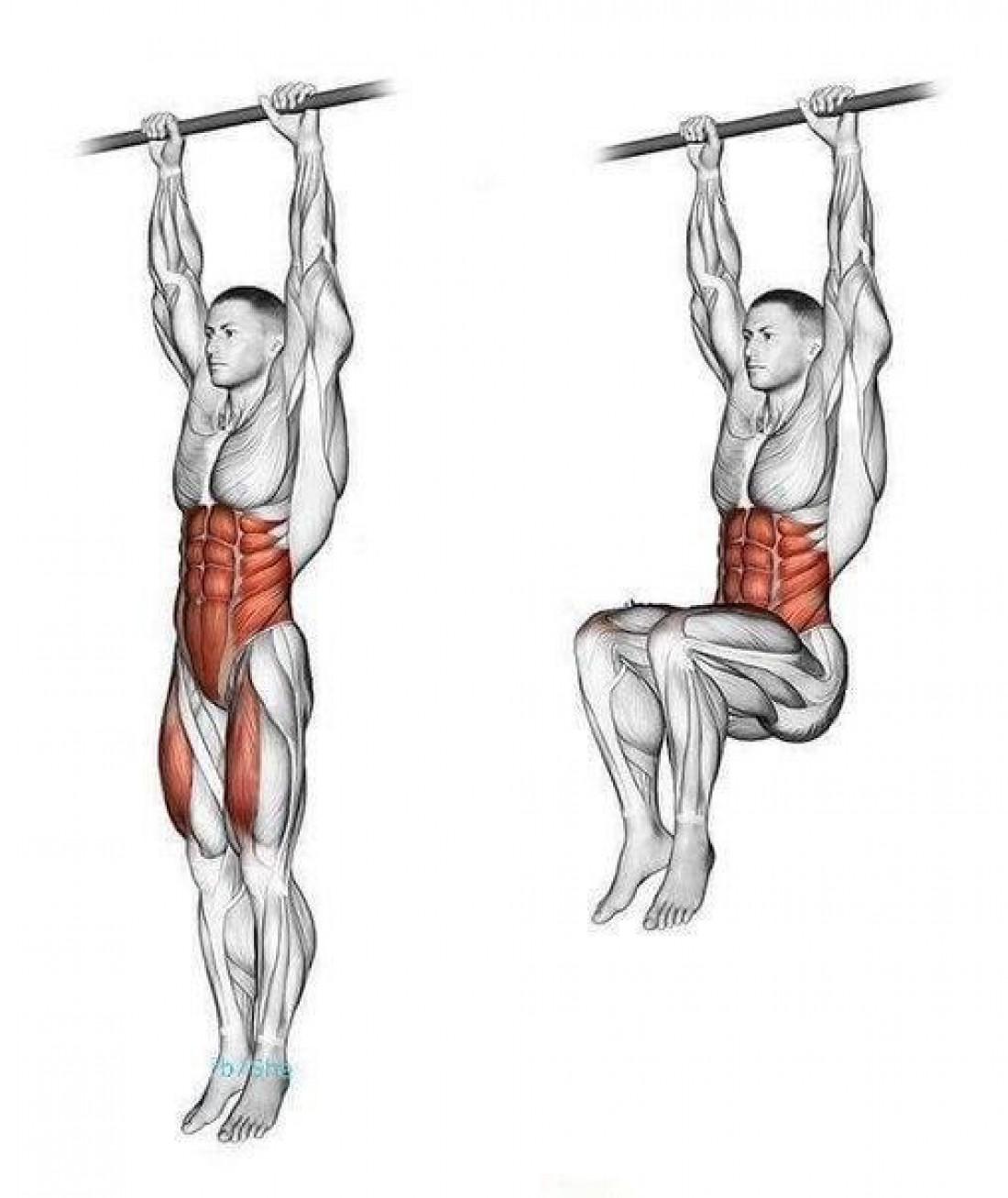 инструкция в картинках как накачать все тело
