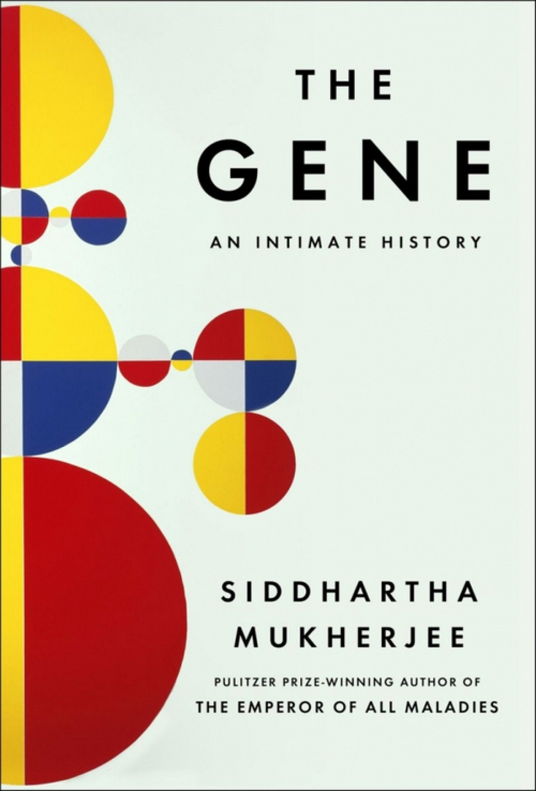 "Сиддхартхи Мукхерджи — ""Гены"""