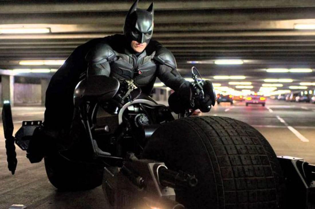 Колеса Бэтмена продадут на аукционе
