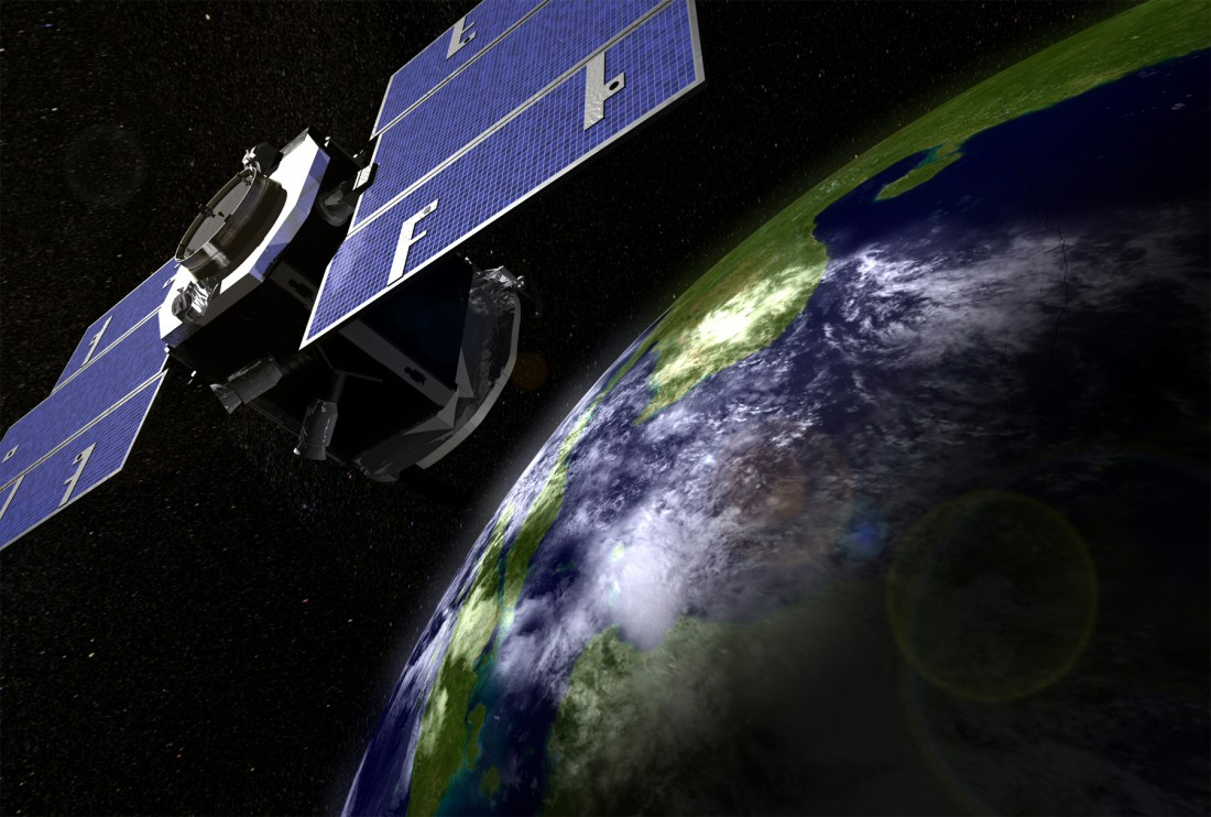 Невидимые спутники США проекта