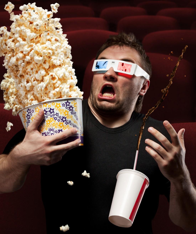 Приготовить попкорн взрывом — это реально?