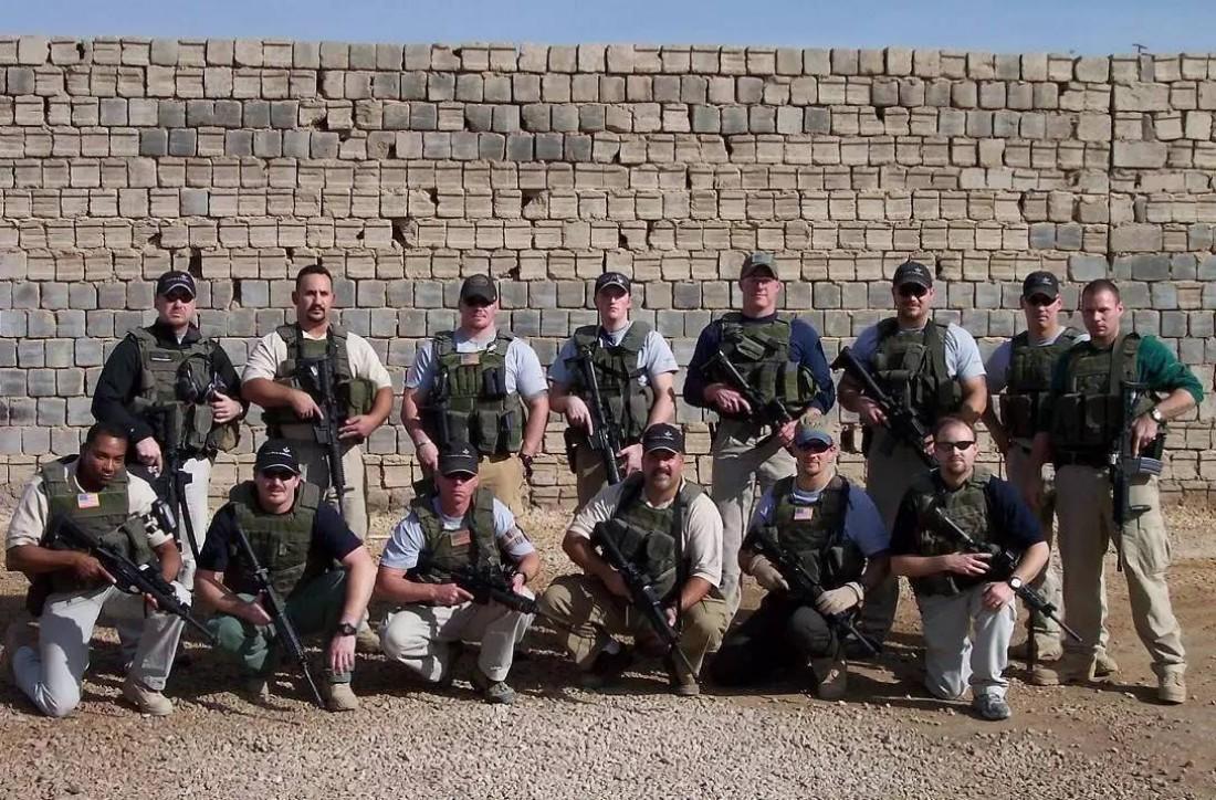 Команда Academi, принимавшая участие в одной из военных операций в Йемене