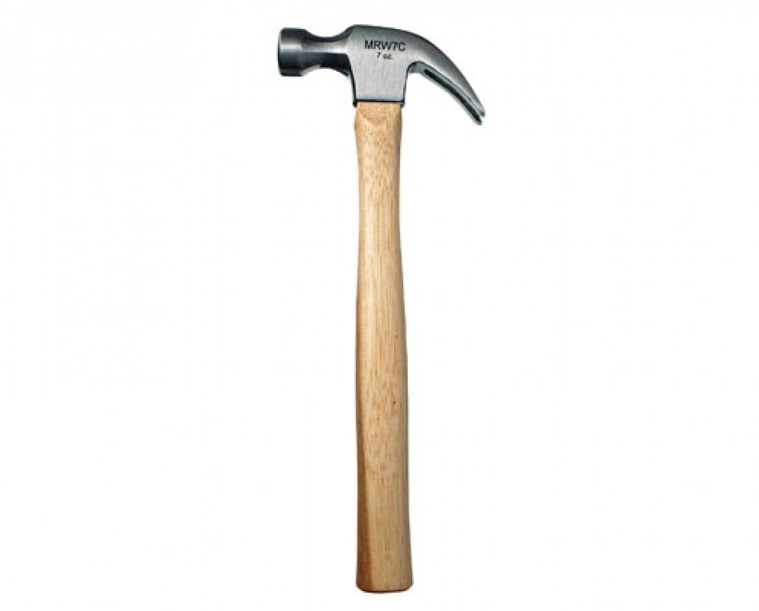 Плотничный молоток — для работы по дереву