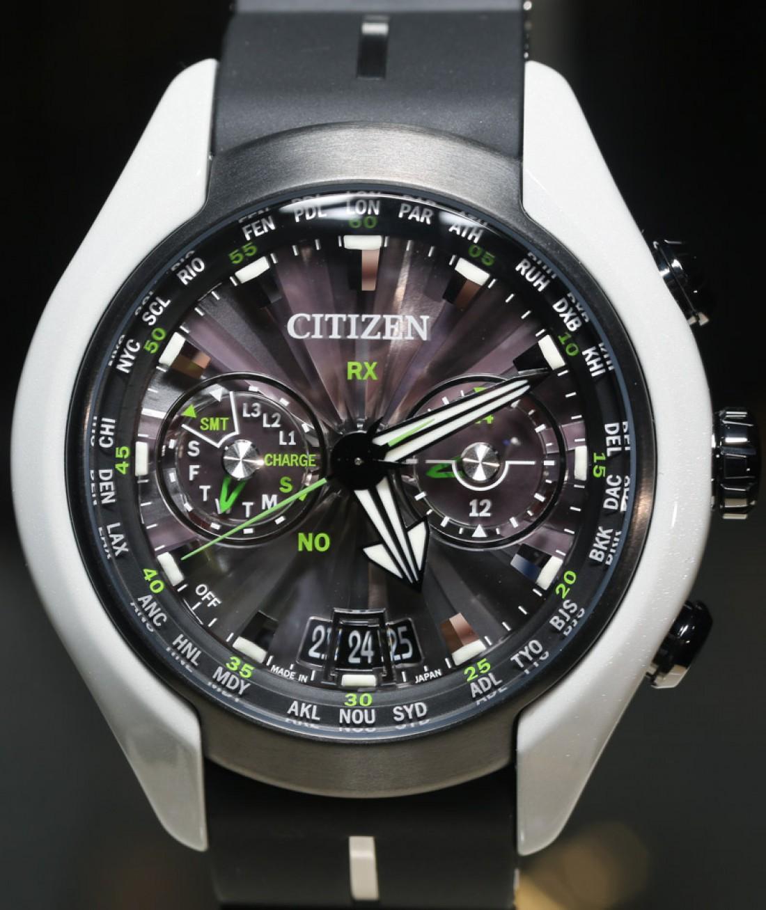 Citizen's Satellite Wave-Air — 60 тысяч гривен