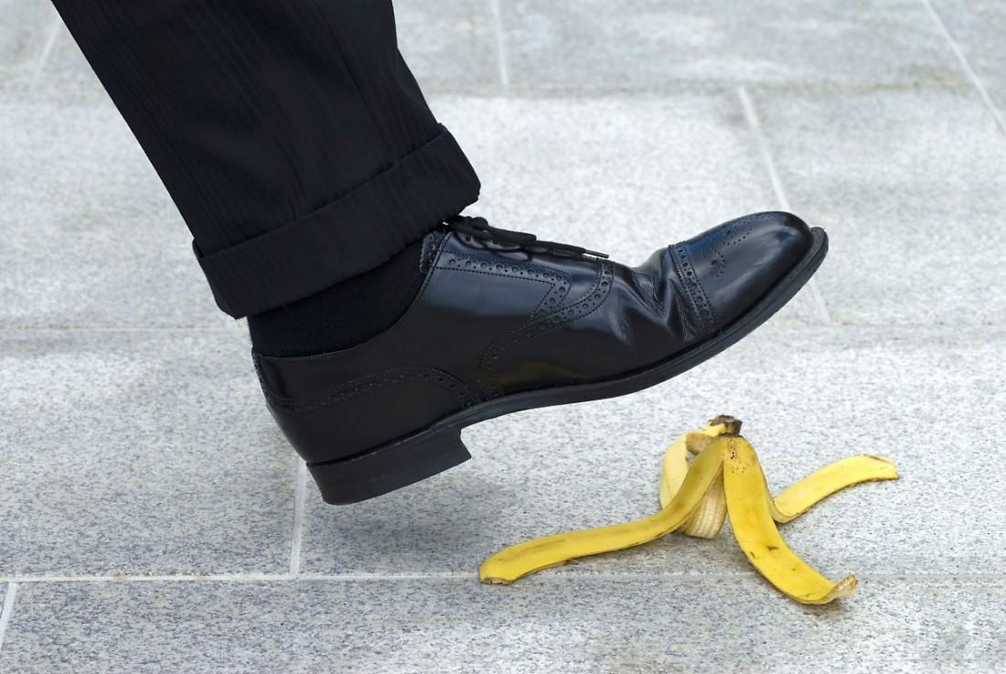 Смотри под ноги, чтобы не наступать на неприятное