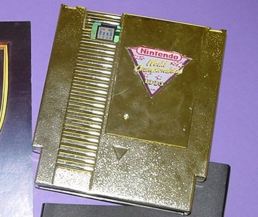 Nintendo World Championships Gold Edition — $21 тысяча