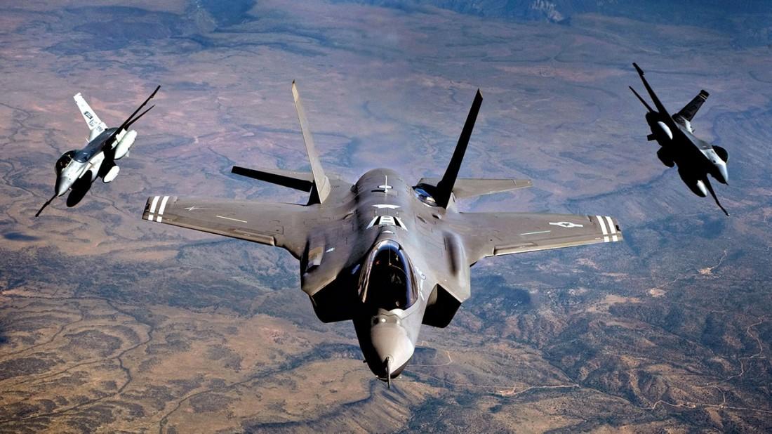 Скоро появятся частные ВВС. Ответственность за это несет компания Blackwater