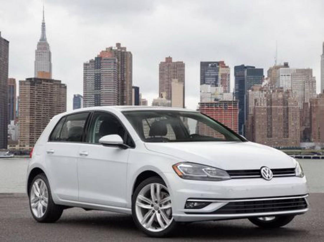 Германия - Volkswagen Golf (Продано 172 434 авто)