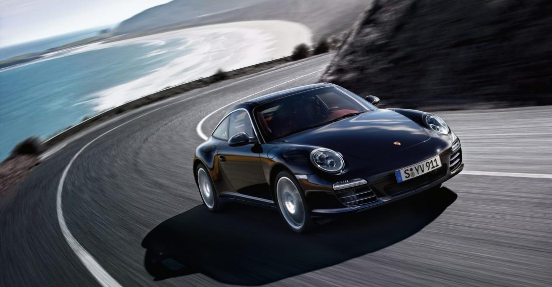 Porsche 911. Любимый спорт-кар представительниц слабого пола