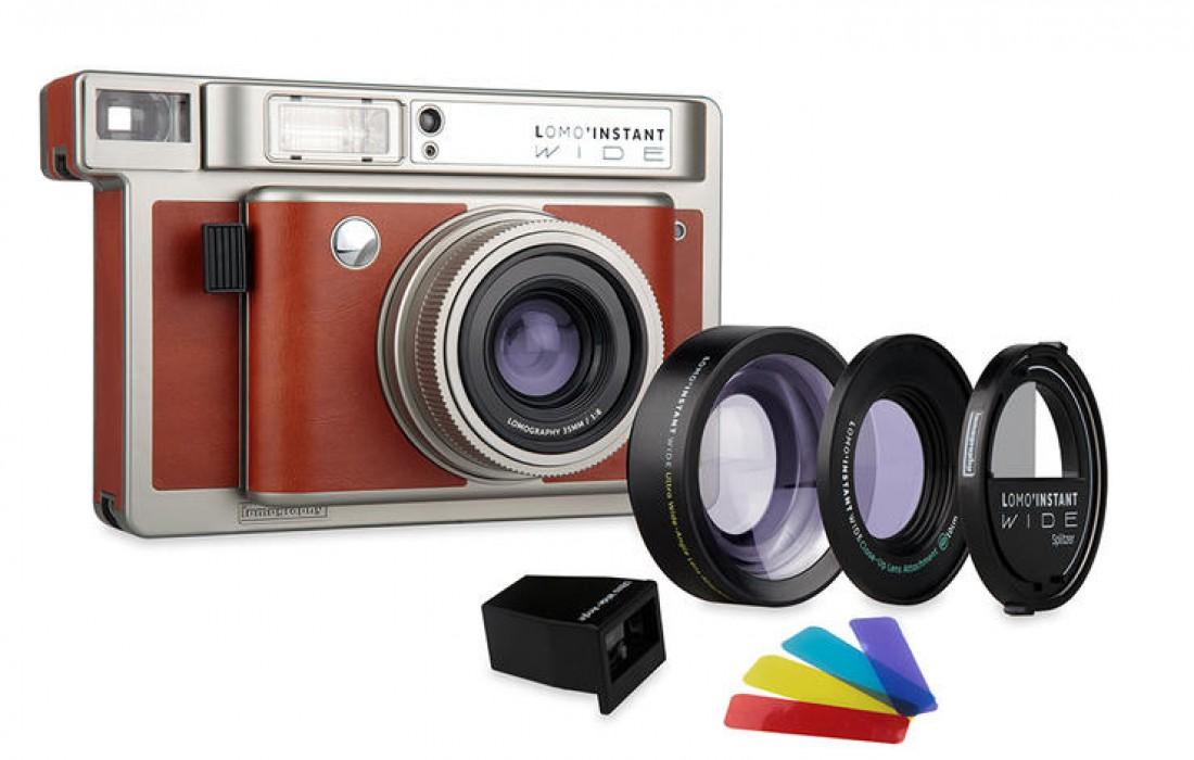 Фотоаппарат Lomo'Instant Wide Combo — $259