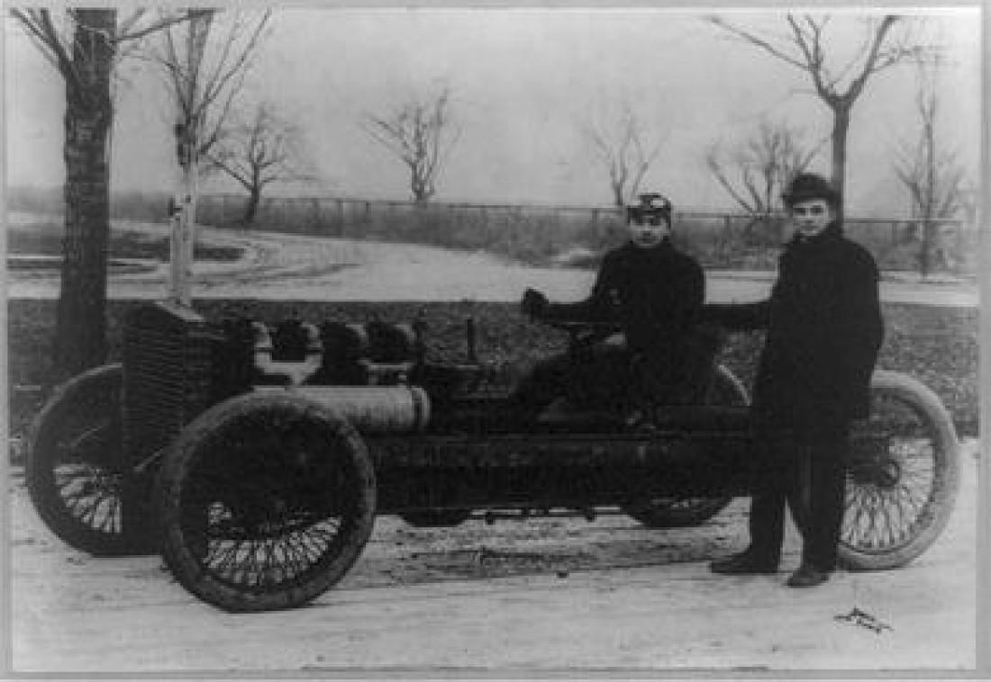 Генри Форд лично разогнал свое творение до 147 км/час