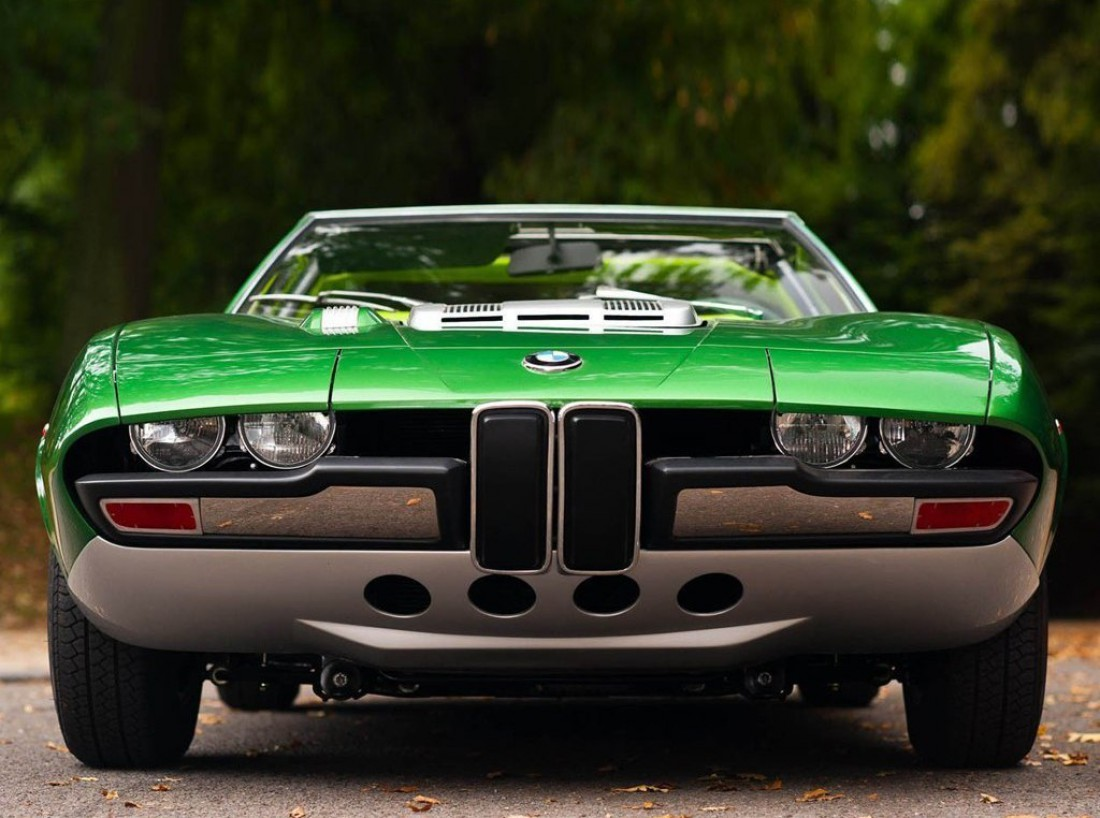 BMW 2800 Spicup (1969)