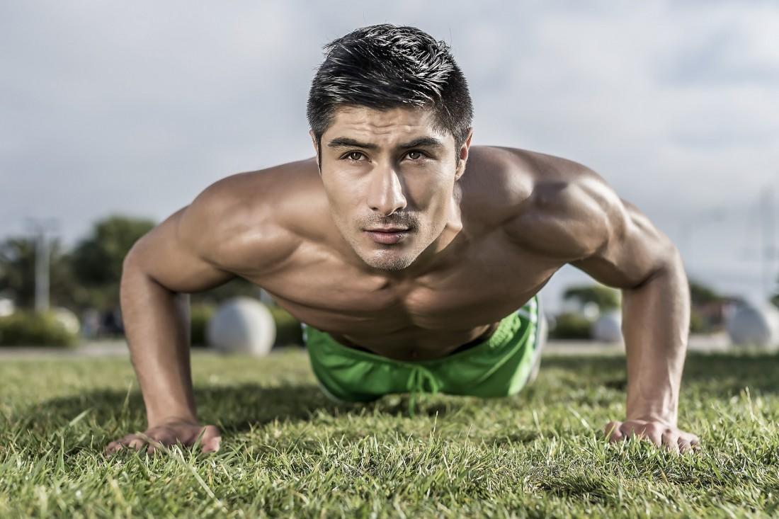 Хочешь тренироваться нон-стоп? Чередуй рабочие группы мышц