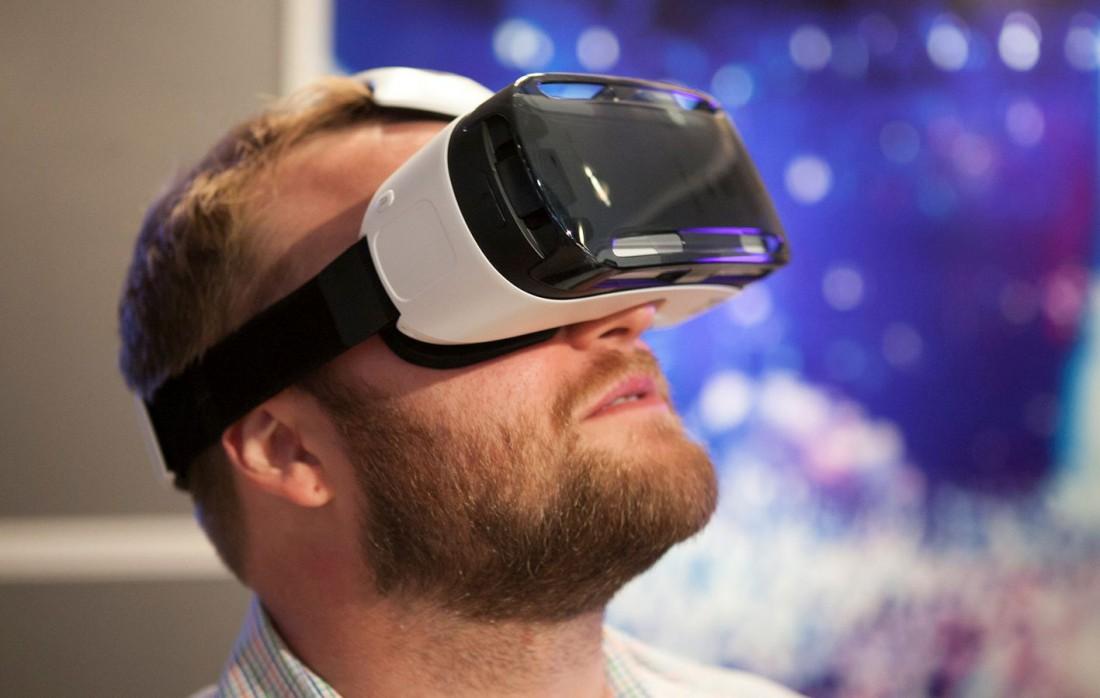 Samsung Gear VR. Твой ключ к двери в виртуальную реальность