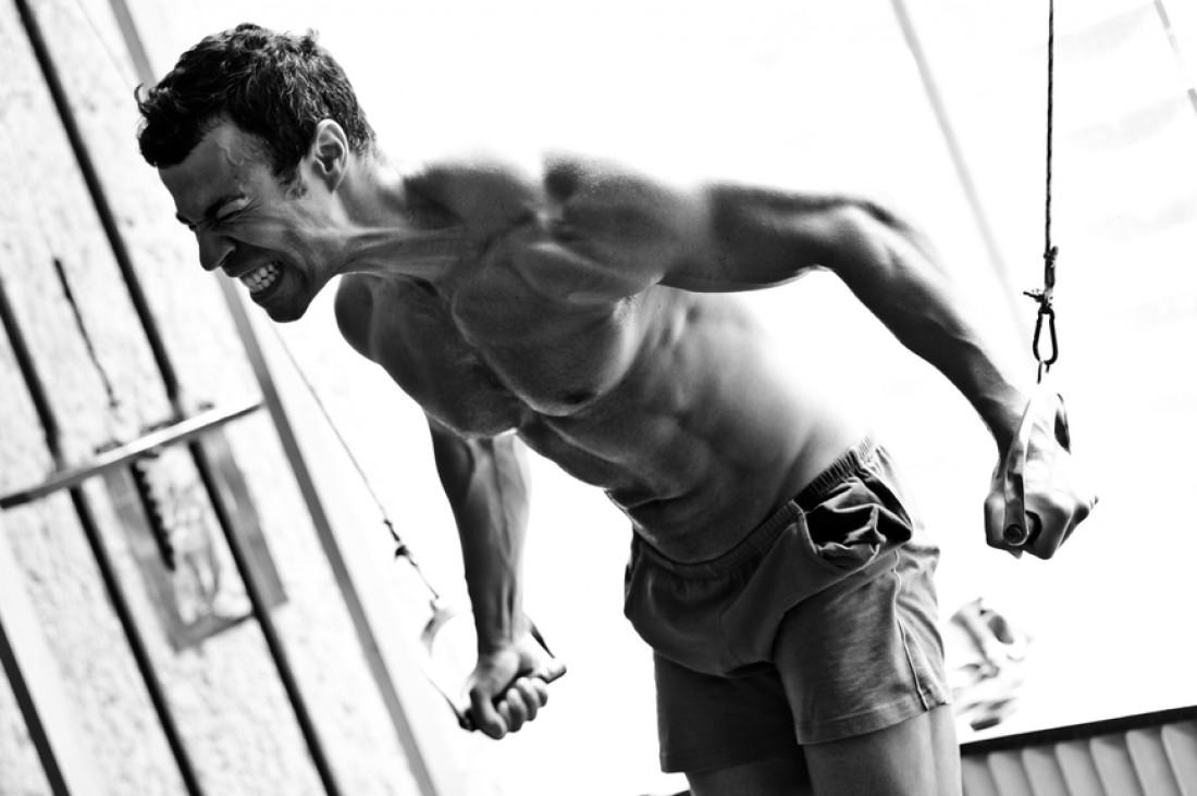 Хочешь объемные и рельефные мышцы? Жми до последнего!