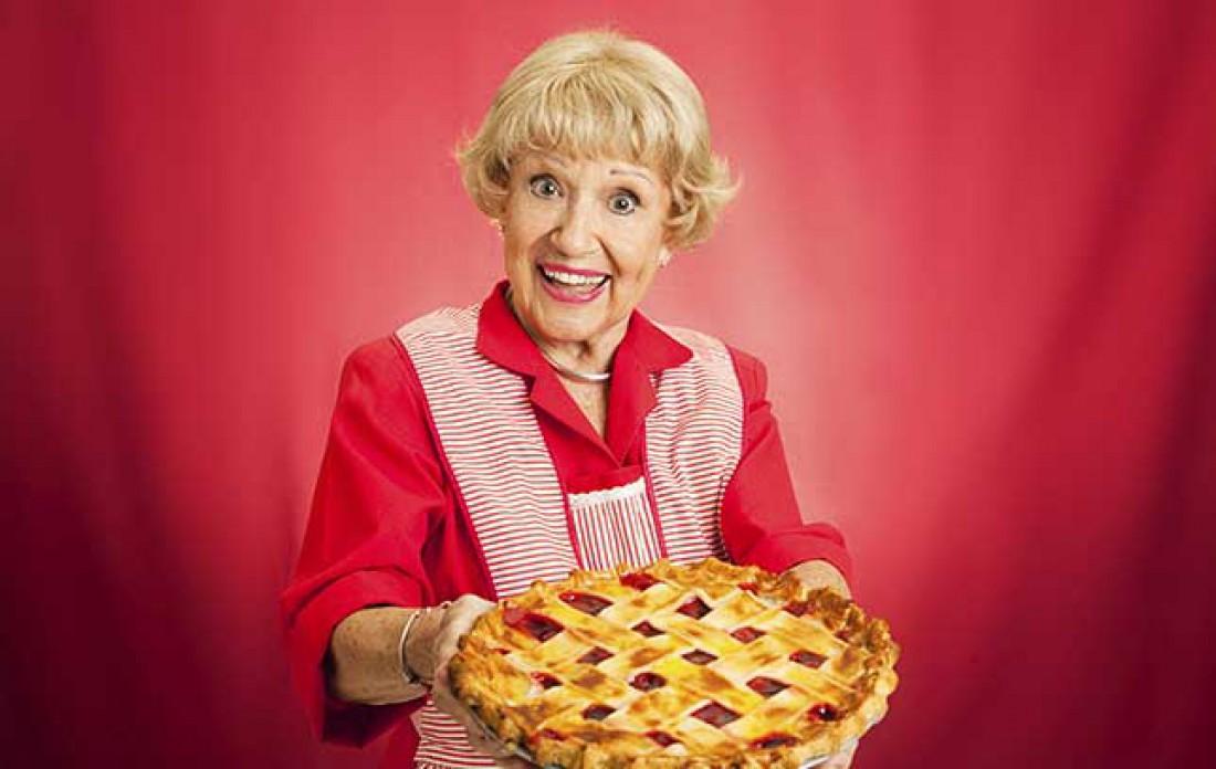 Не ссорься с мамой, особенно когда она испекла для тебя пирог