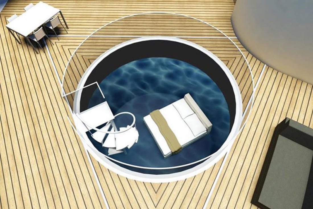 Для изготовления «SeaScape» будут использованы новейшие технологии
