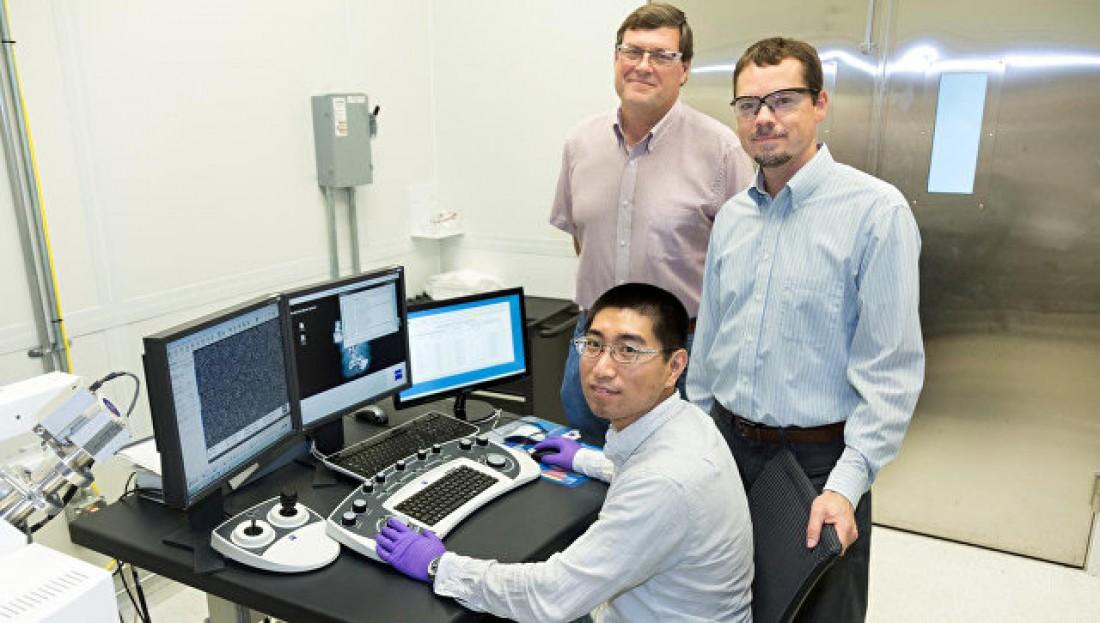 Ученые Национальной лаборатории Ок-Ридж