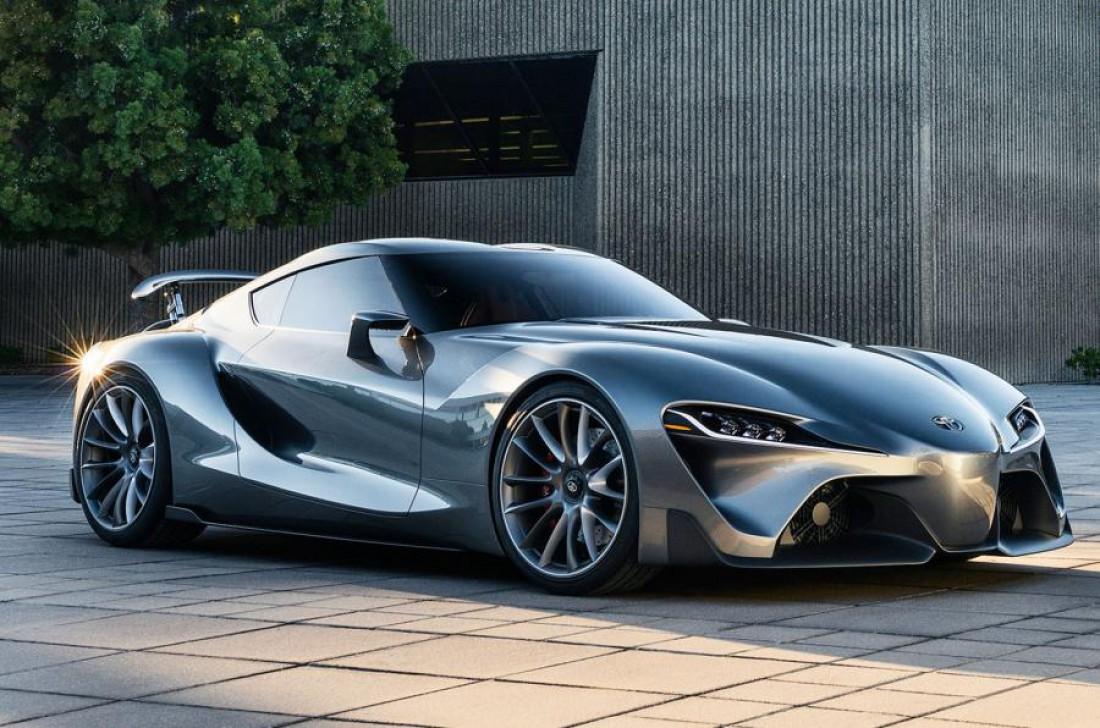 Toyota Supra. Будет выходить под именем бренда Gazoo