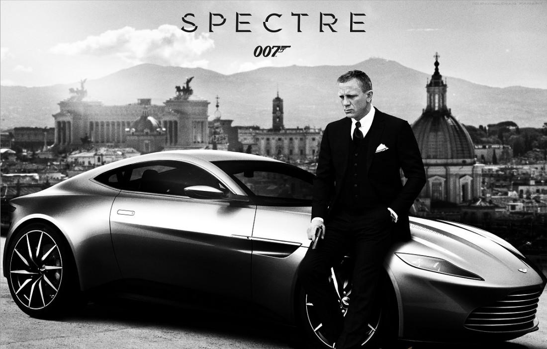 В Украине премьера фильма 007 Спектр стартует с 5 ноября 2015