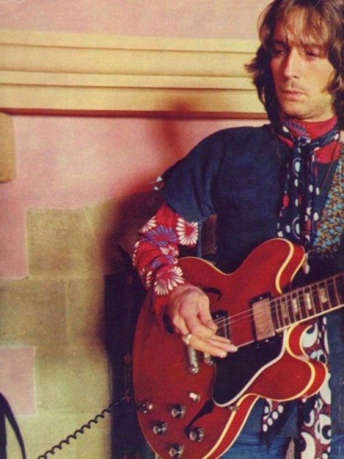 Eric Clapton's 1964 Gibson ES0335 TDC — $847,5 тысяч