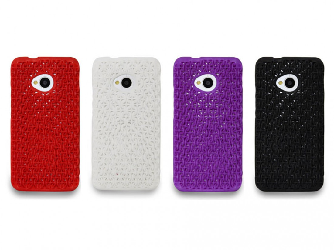 HTC One Freshfiber Maille Case — 700 гривен