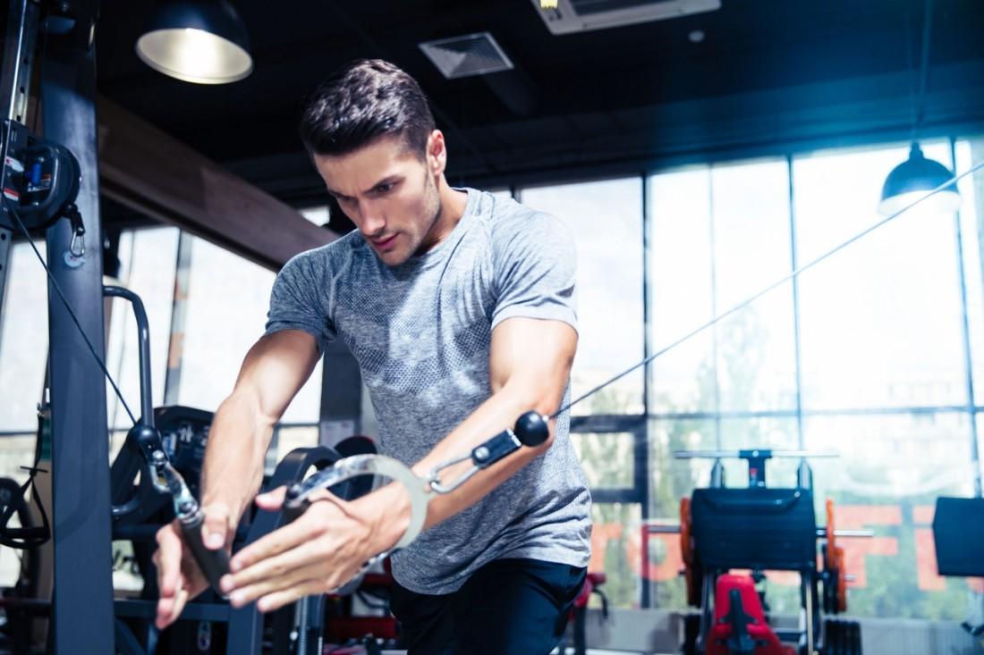 Как накачаться и стать сильным — работай до мышечного отказа