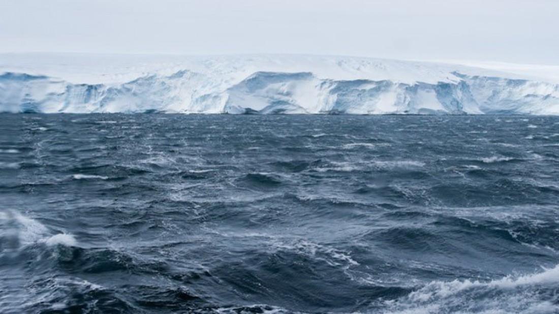 Бухта Содружества, Антарктида. Название довольно символичное