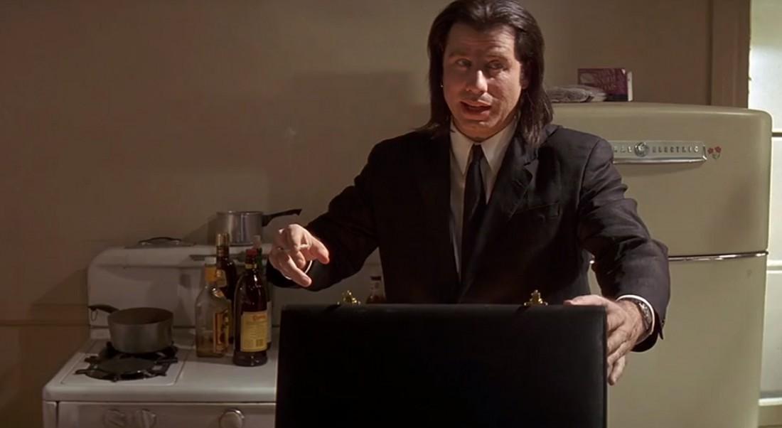 Что же в чемодане у Марселласа Уоллеса?