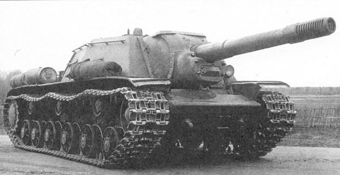 СУ-152. Он же — советский