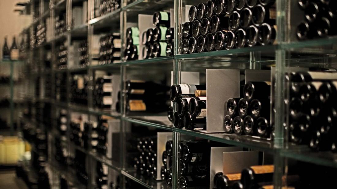 Вино правильно хранить вот так