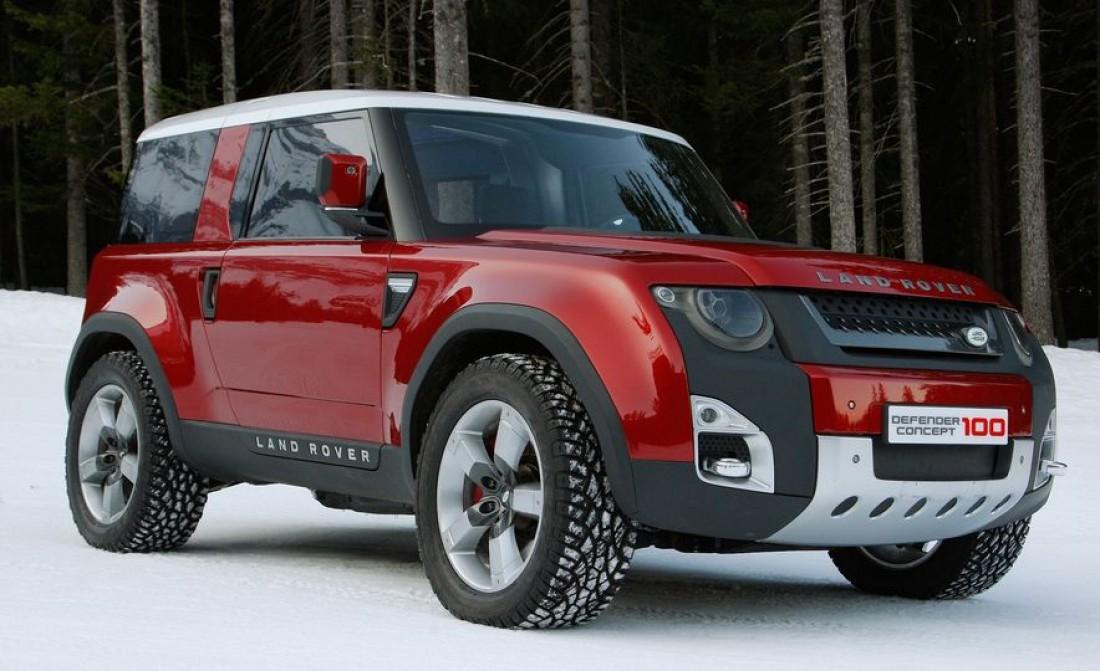 Land Rover Defender — реинкарнированный британский внедорожник