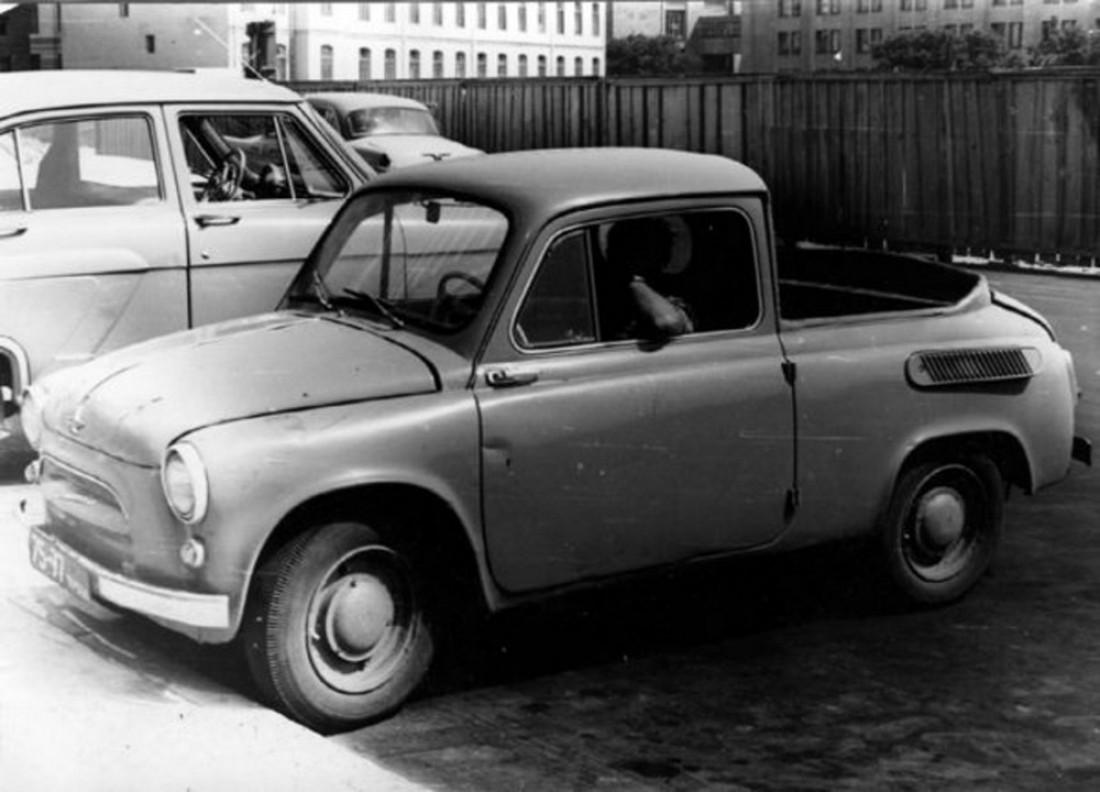 Промышленный пикап ЗАЗ-965П