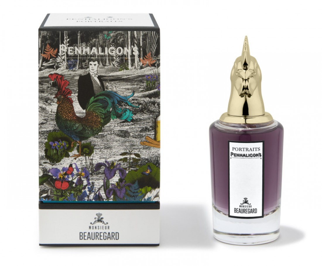 Monsieur Beauregard Penhaligon`s — $240