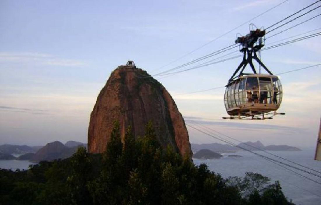 Bondinho, Бразилия
