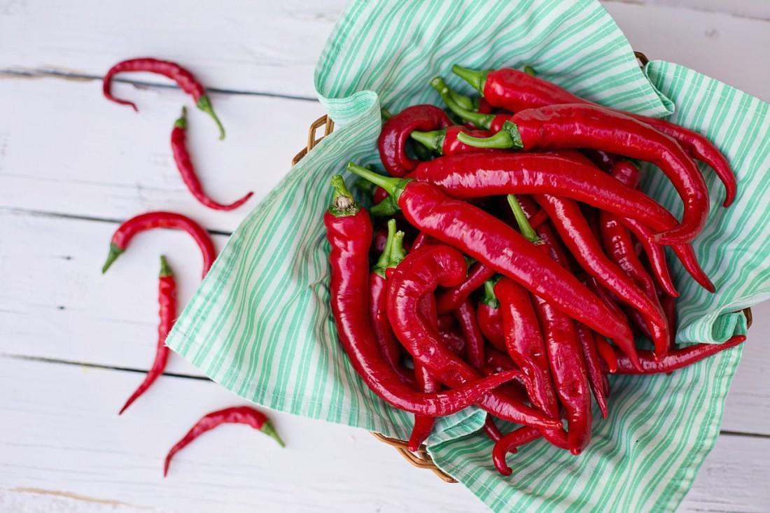 Красный перец - невероятно полезная вещь