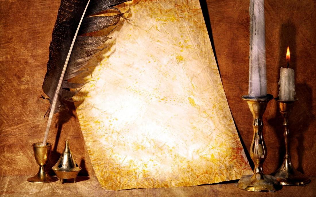 Старая бумага — шикарная находка для любителей штучек в стиле ретро