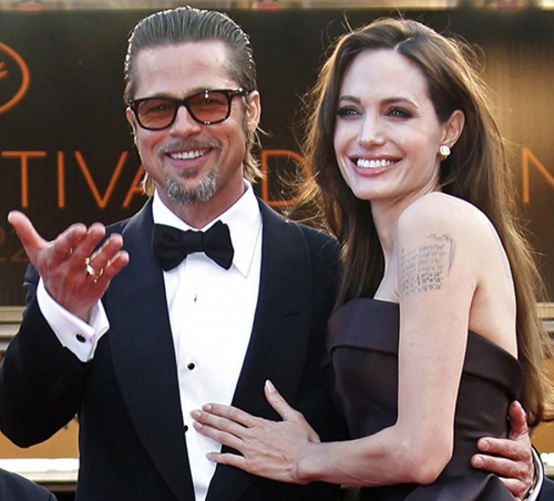 Прощайте, счастливые деньки семейной жизни Джоли и Питта