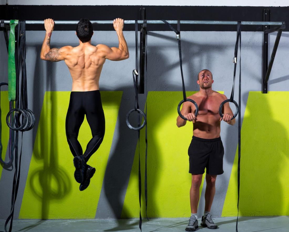 Как мотивировать себя трениться — занимайся с достойным соперником