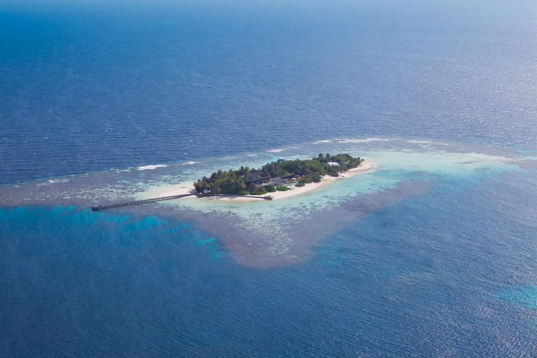 Coco Prive (Мальдивы) — один из островов, который можно арендовать