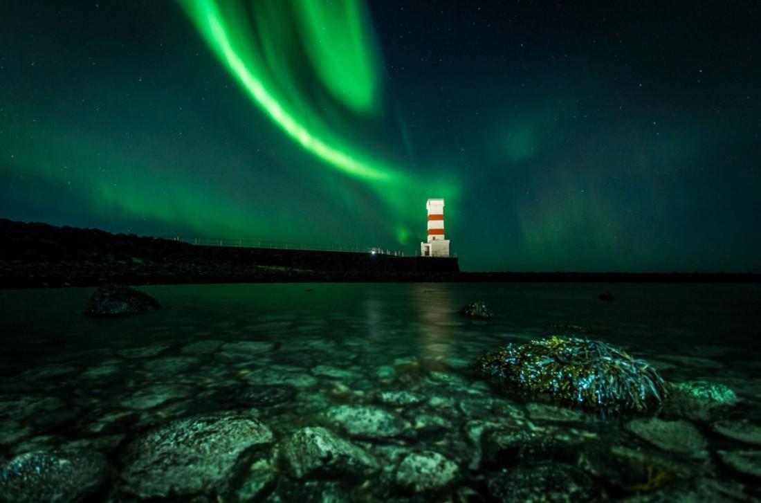 Alnes, остров Йиске, Норвегия