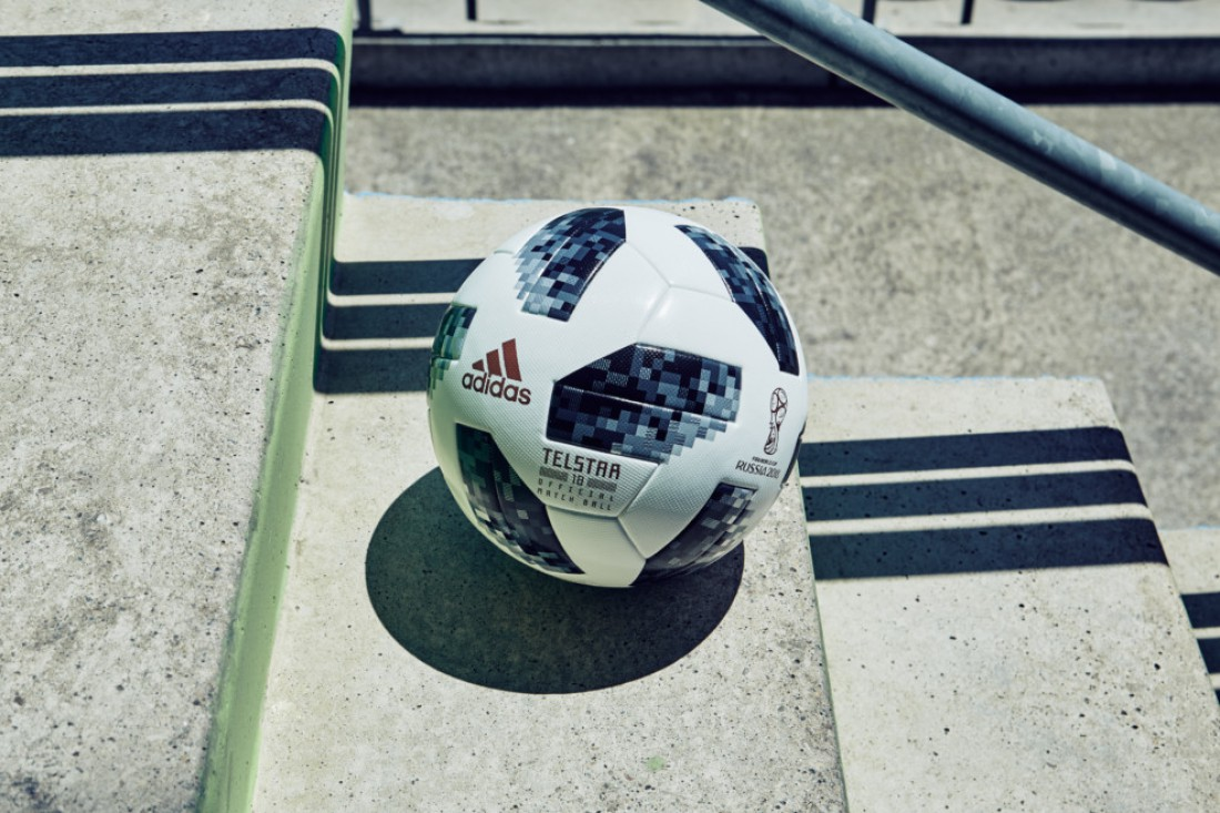 Мяч adidas Telstar 18 — 3800 грн