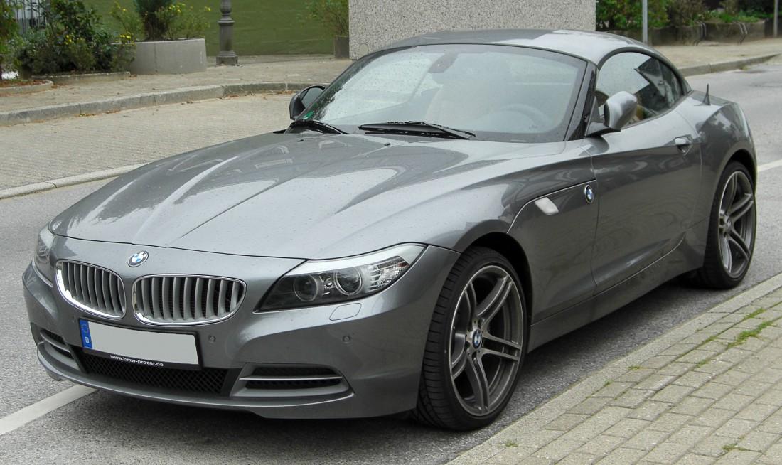 BMW Z4 морально устарел и большие никому не нужен