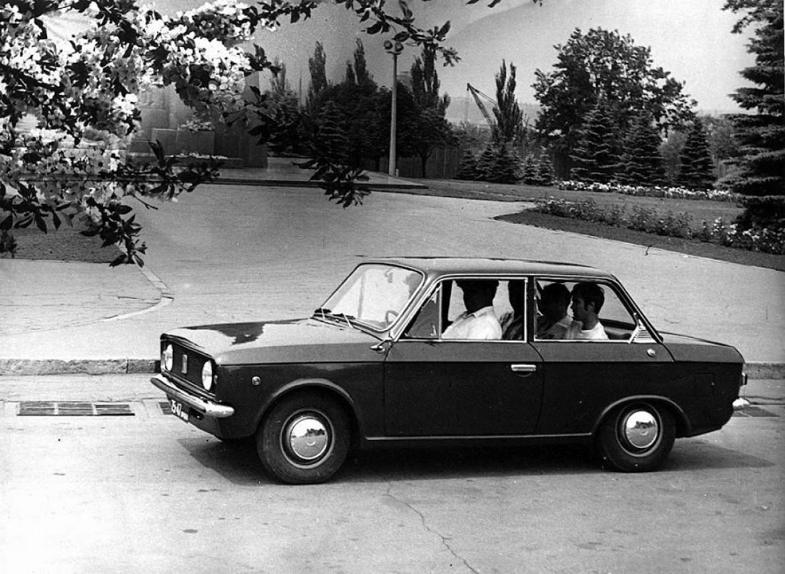 ЗАЗ-1102. Второе поколение