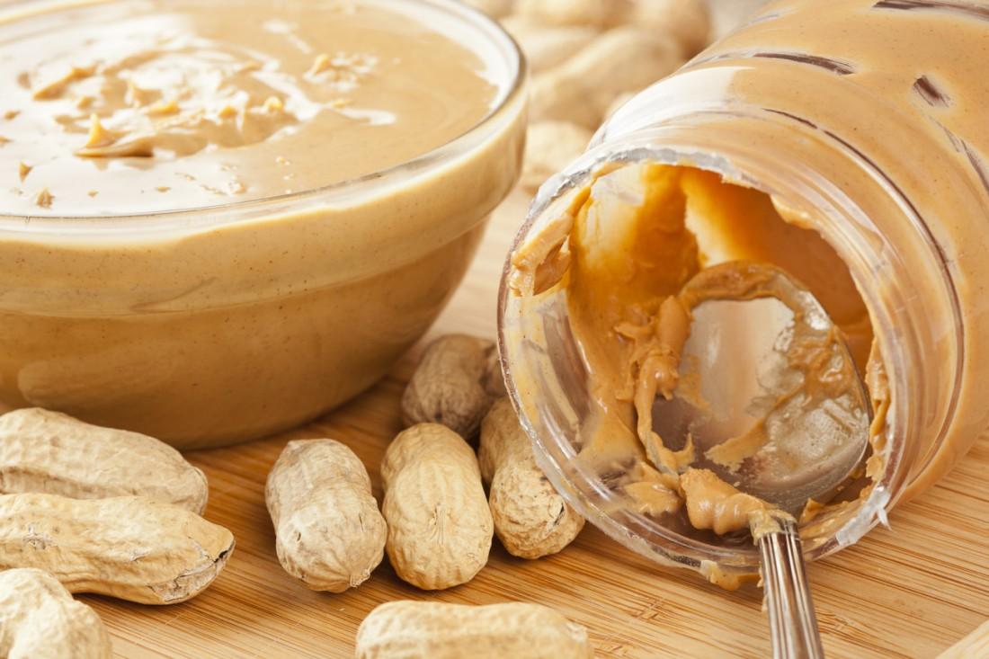 Утром съеденное ореховое масло — твой заряд энергии на день