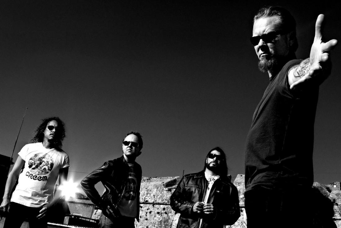 Metallica в 2009-м спасли старушку от рака