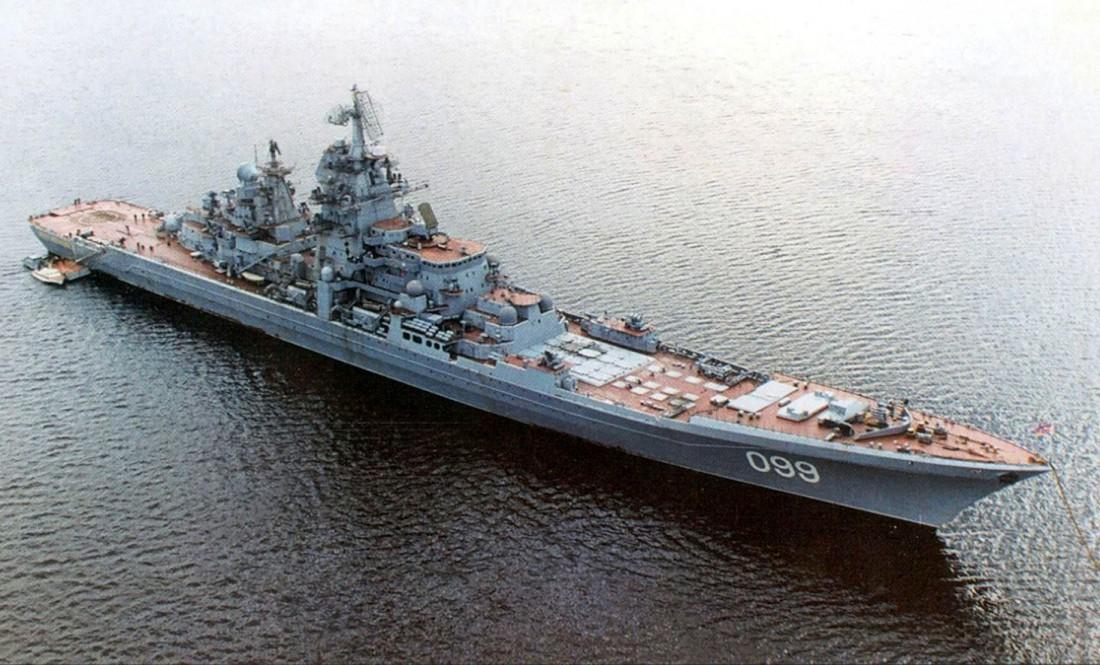 Крейсер проекта 1144